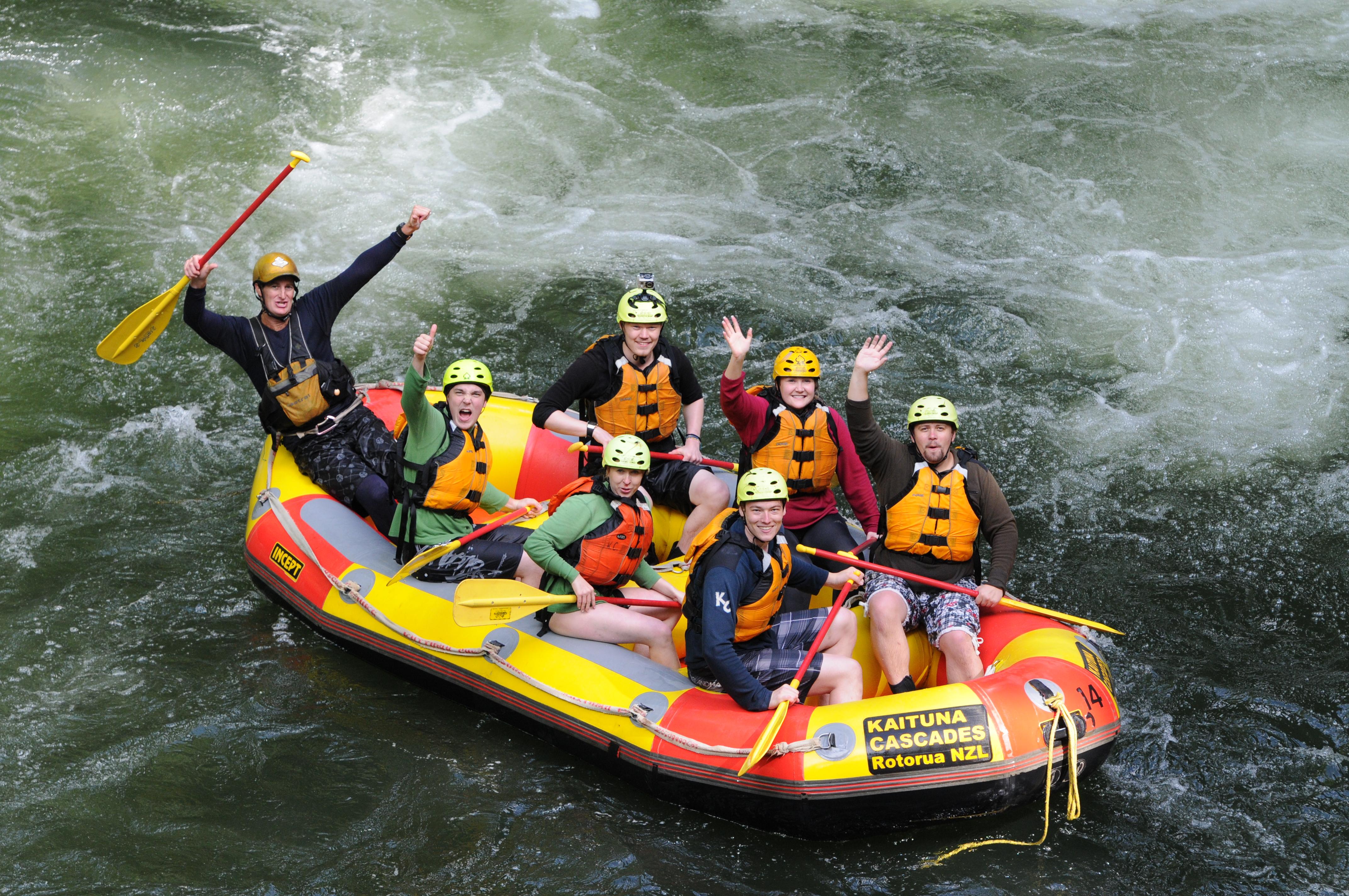Kaituna Whitewater Rafting